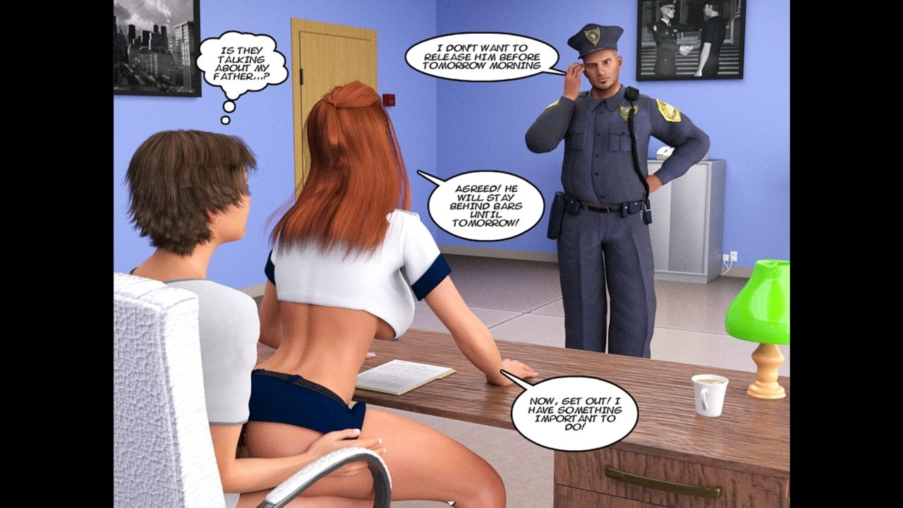 Icstor- Incest story- Police woman