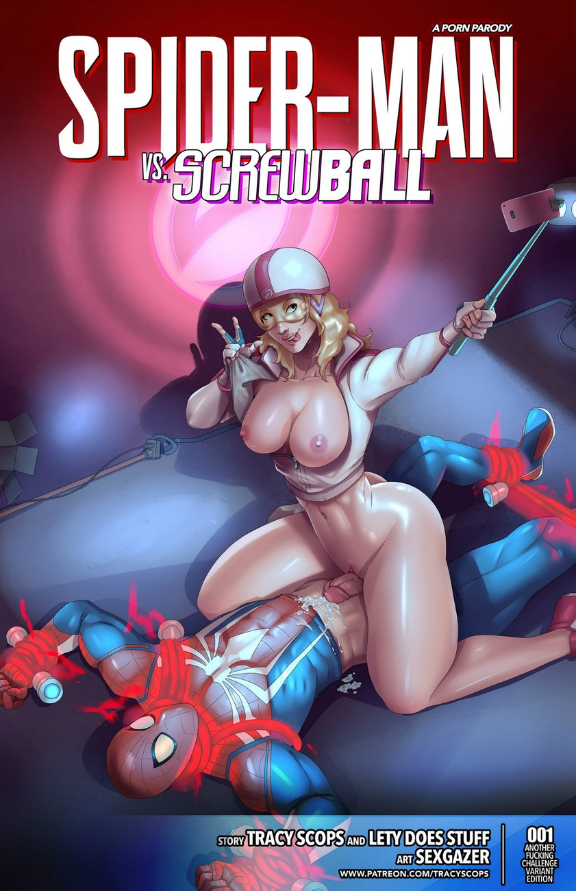 Tracy Scops- Spider Man vs Screwball