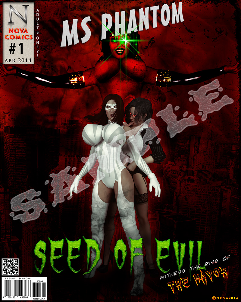 Ms Phantom – Seed of Evil