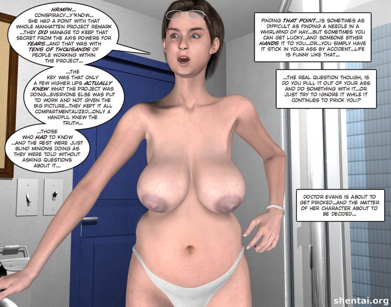 Jag 27-Malevolent Intentions 1 - Free Adult Porn Comix