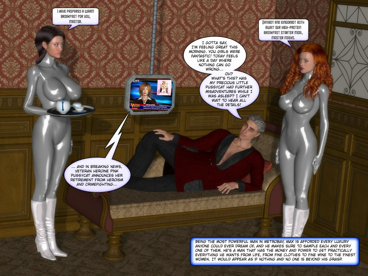 To Love & Obey Ch 3-Maid of Honor Metrobay Comix