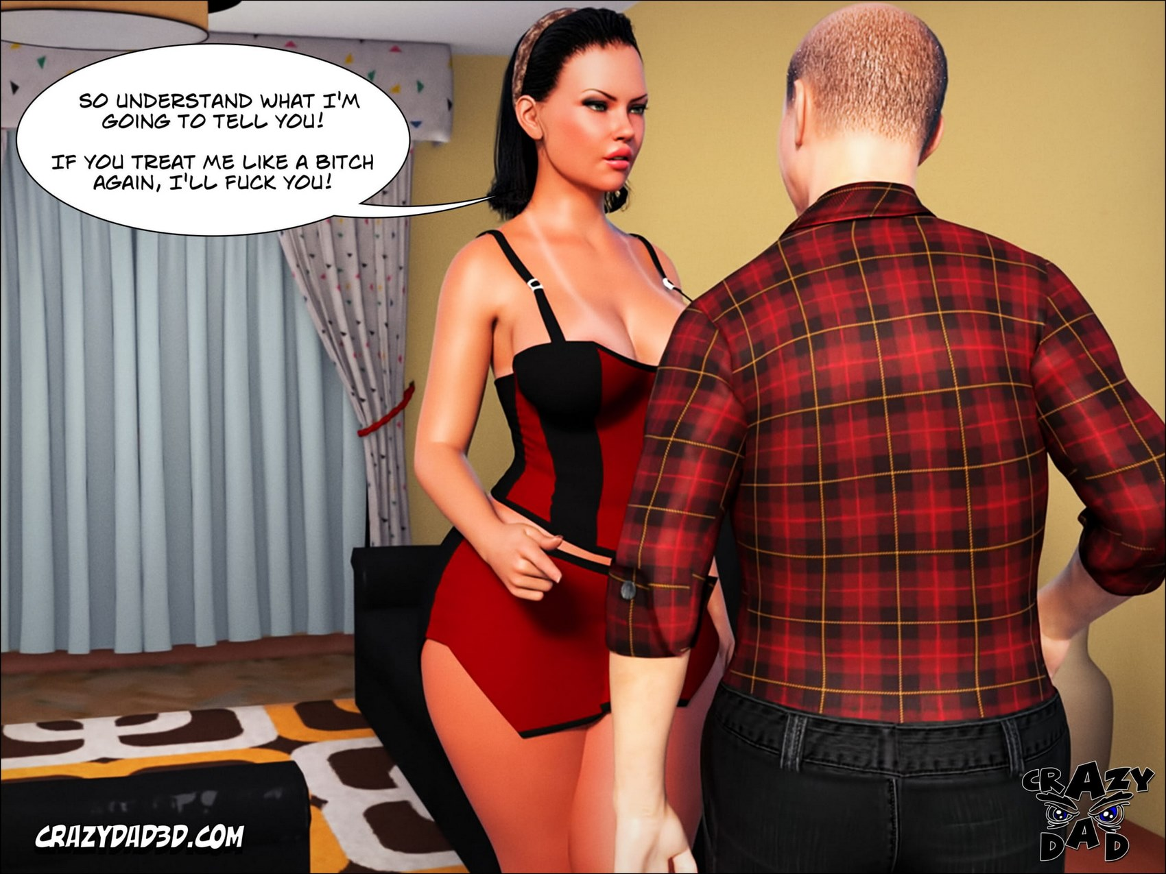 Love me Tender 10 – CrazyDad3D