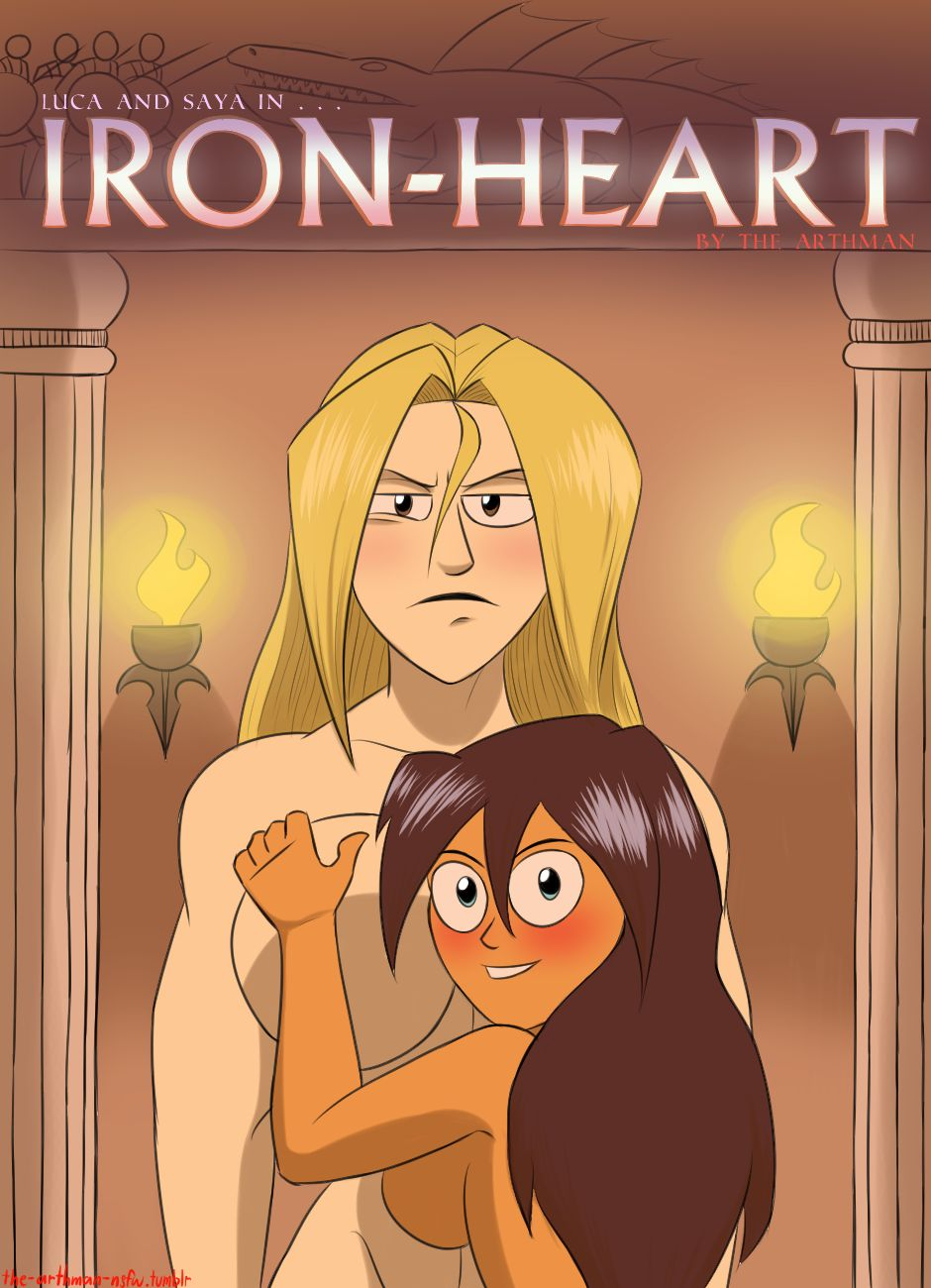 Iron-Heart by The Arthman