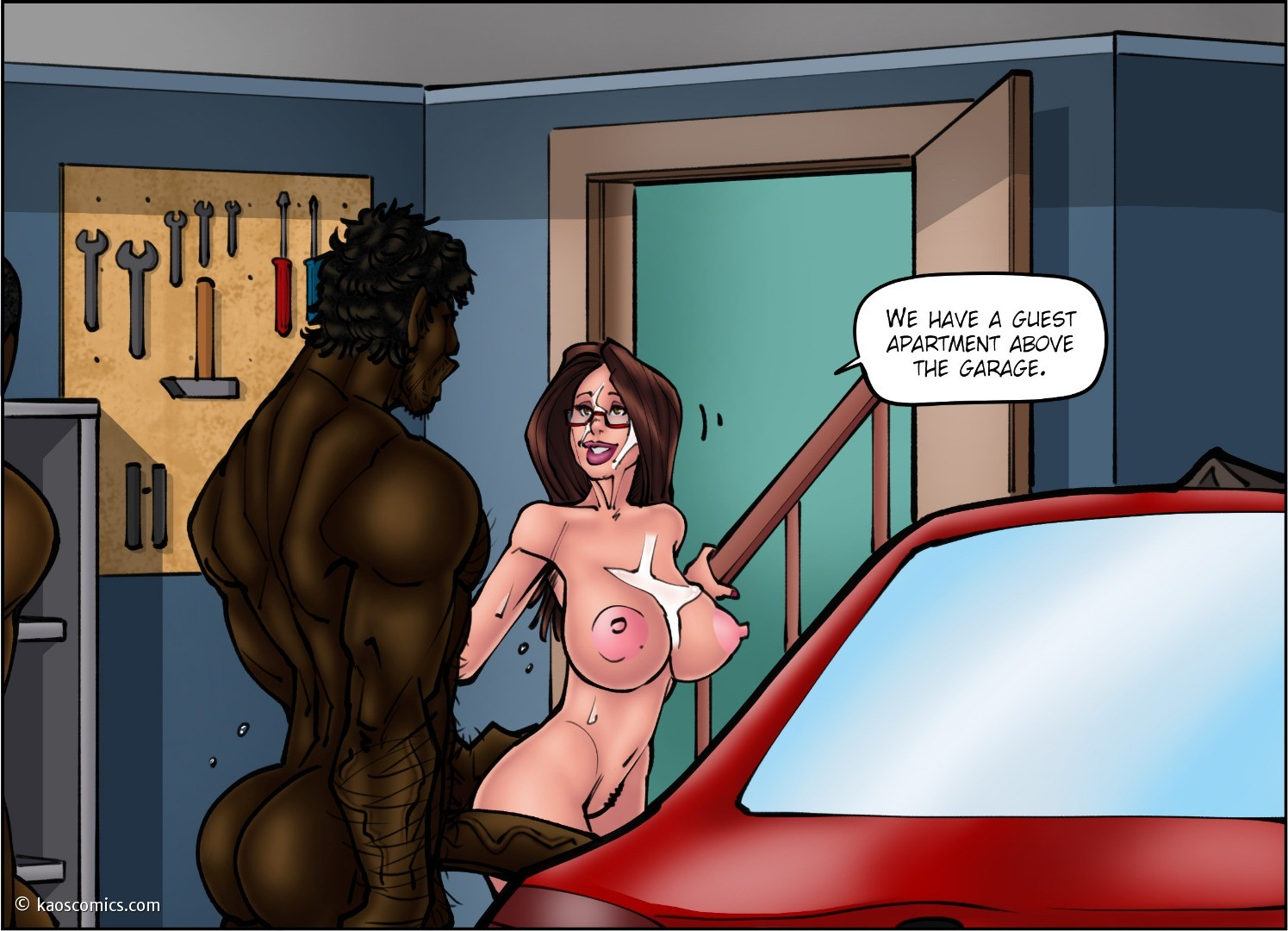 Kaos – Doctor Bitch 3 Part 3
