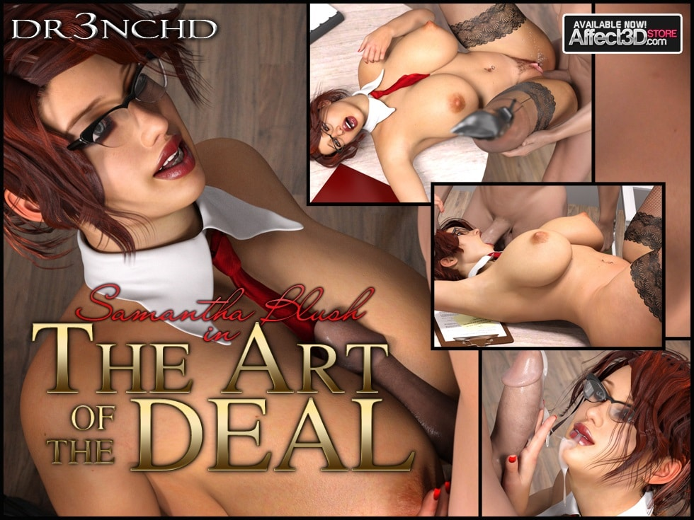 The Art of the Deal- Dr3NCHD