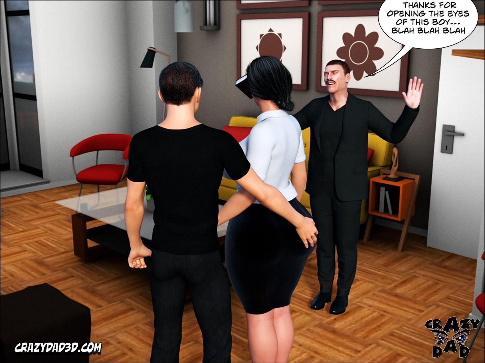 The Shepherd's Wife 9- CrazyDad3D
