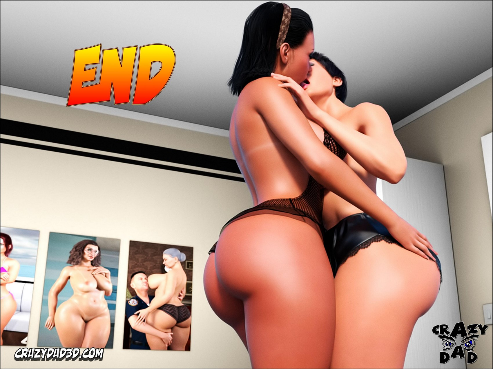 Love Me Tender Issue 6- CrazyDad3d