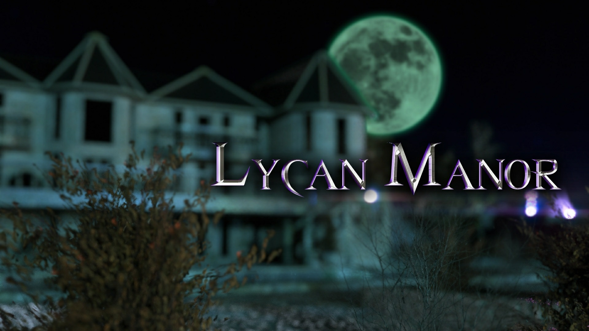 Lycan Manor - 3DXArt
