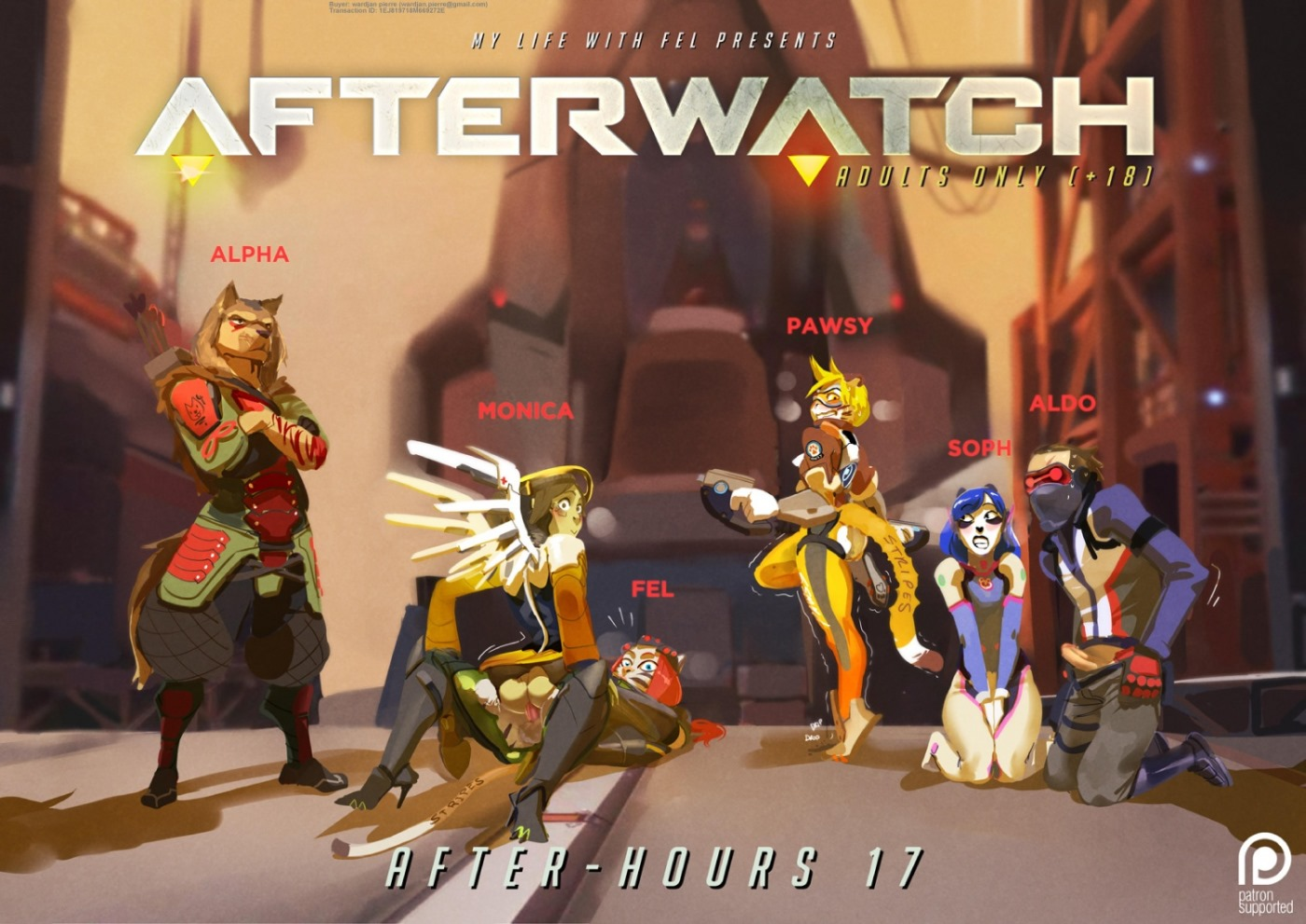 After Hours 17 Afterwatch- Overwatch