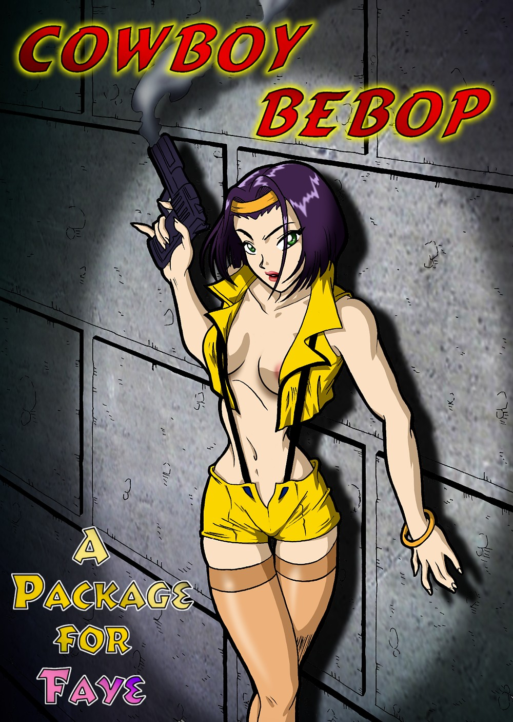 Cowboy Bebop- A Package for Faye