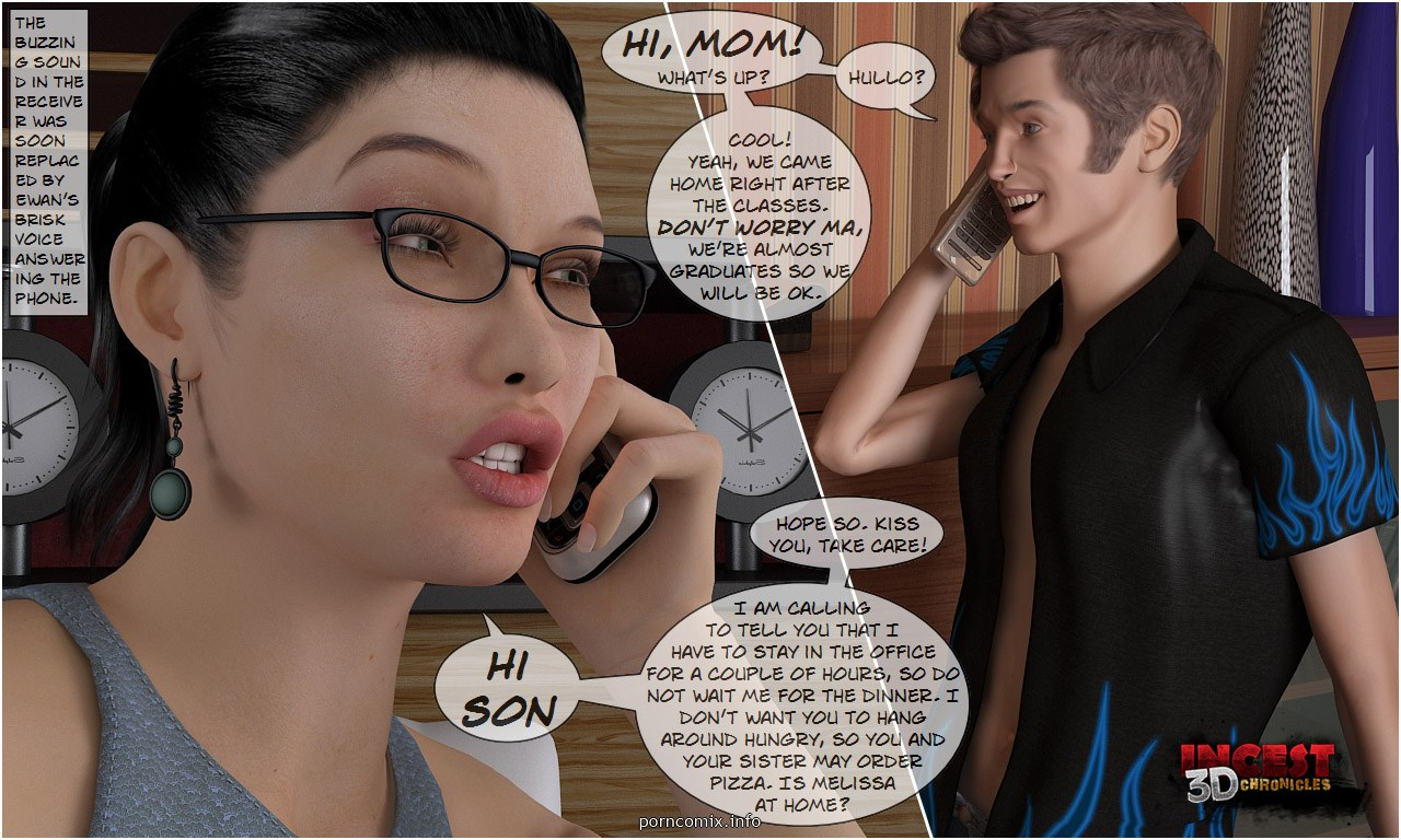 Sex Lessons From Mom