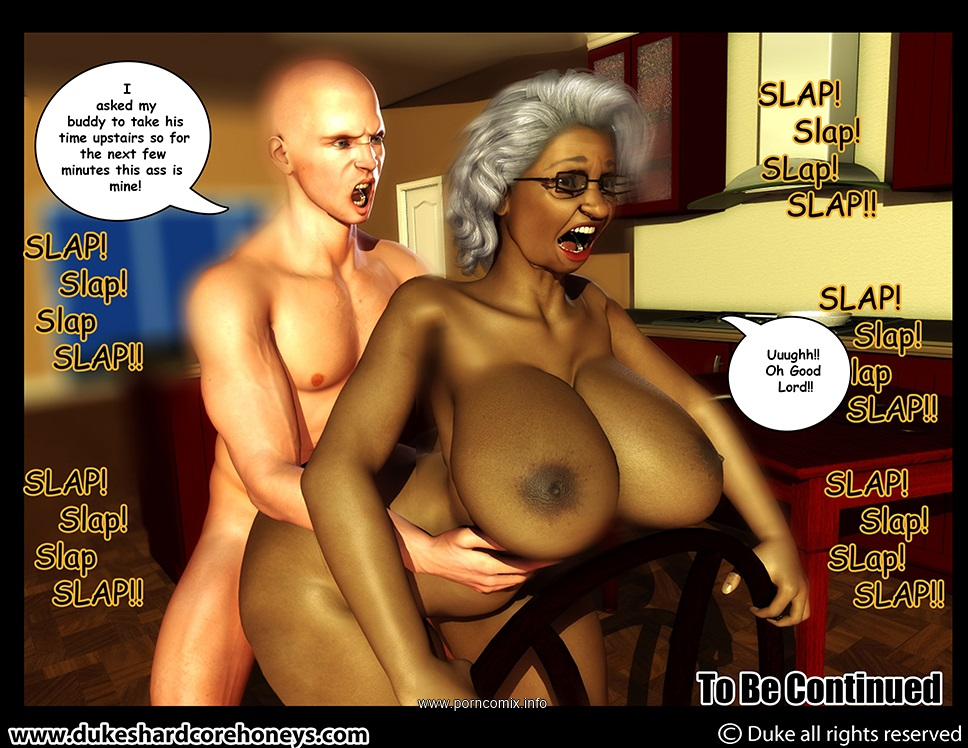 Ms Jiggles 3D – Part 5- Duke Honey