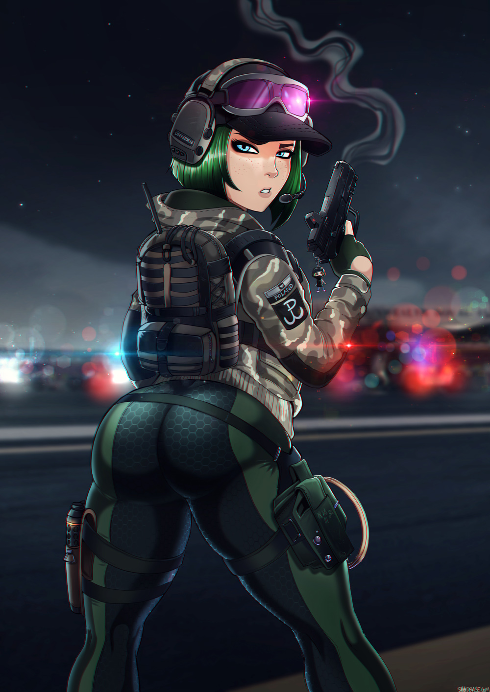 Rainbow Six Siege- Shadman