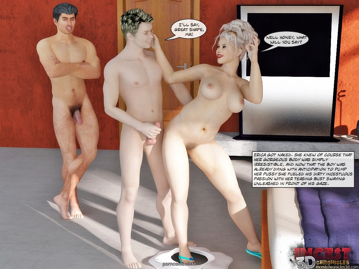 Private Love Lessons -IncestChronicles3D