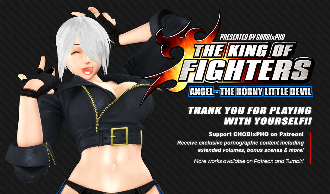 King of Fighters- Angel the Horny Devil