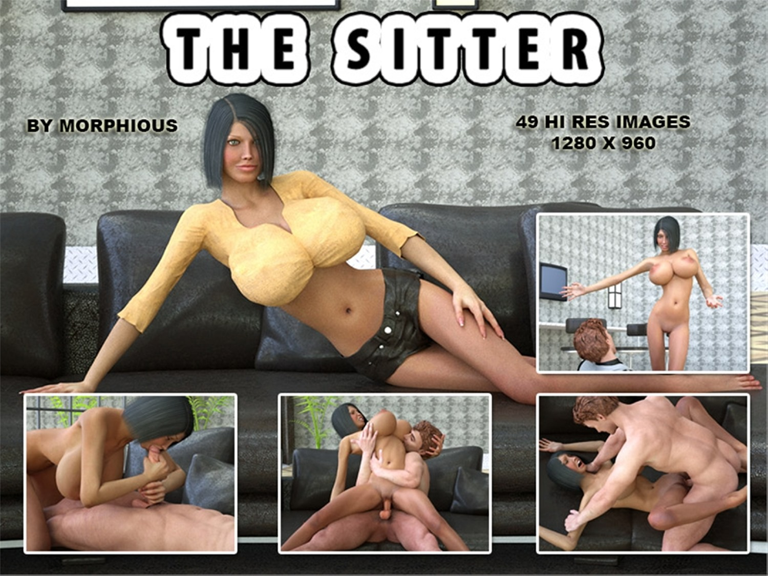 The Sitter - Morphious
