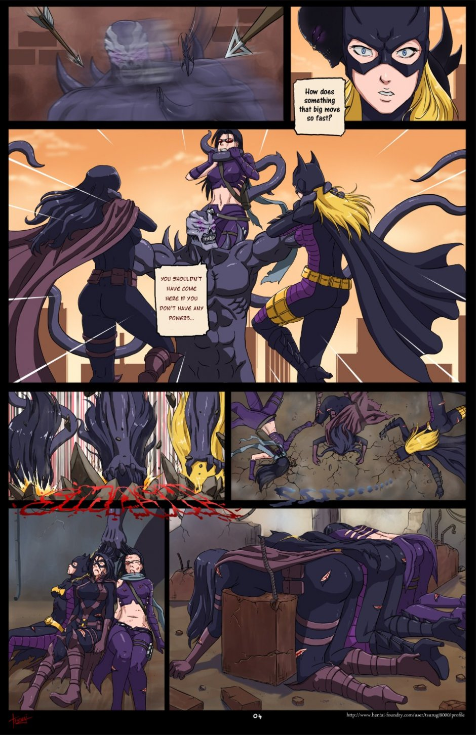 Rise Of The Shadowreaper- Justice League