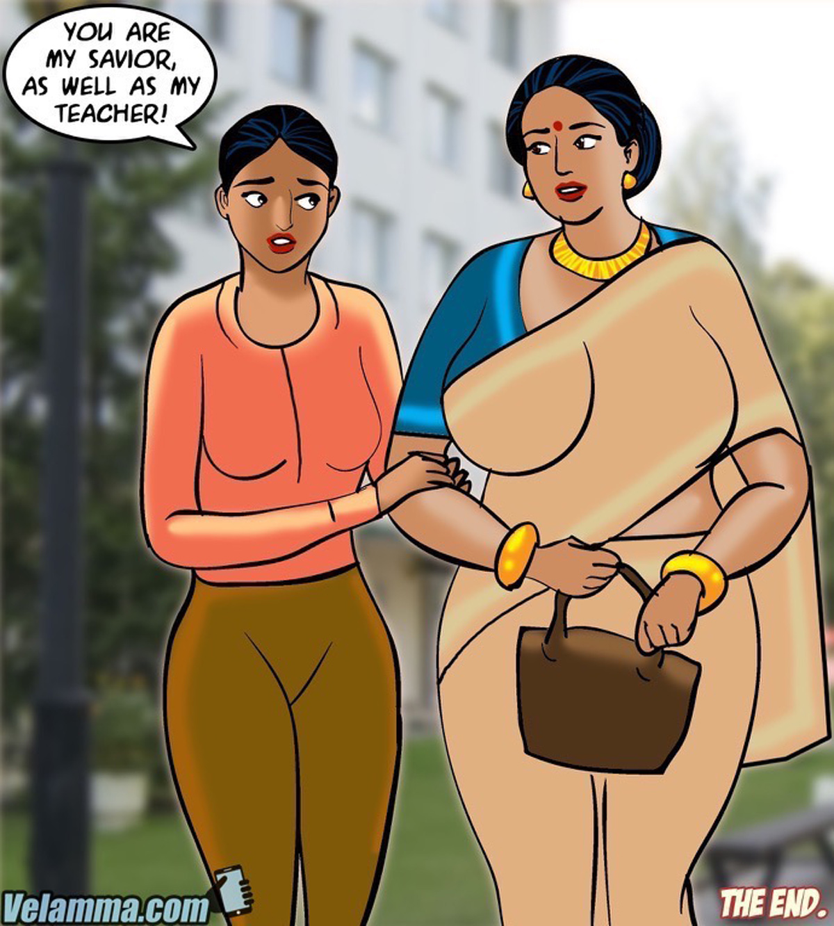 Velamma Episode 70- Sex Education