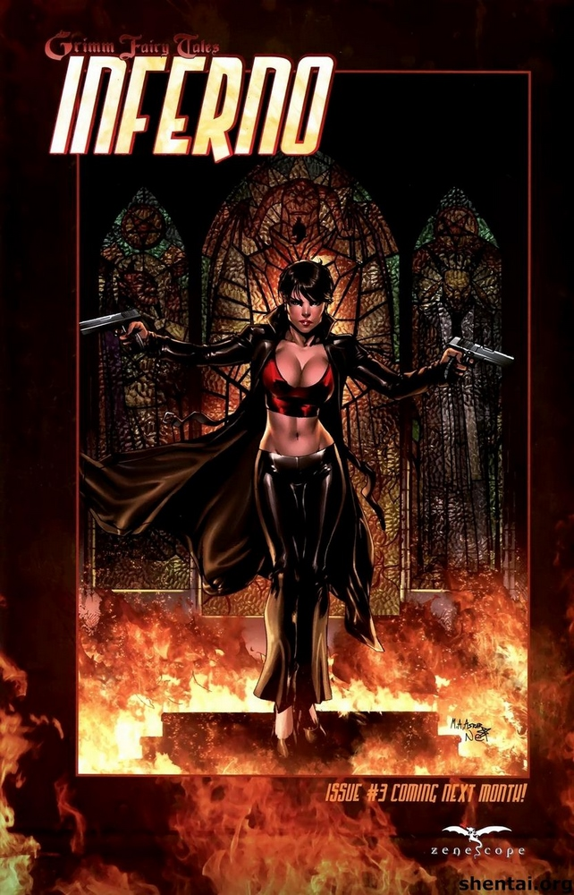 Inferno #2-Crime Fairy Tales